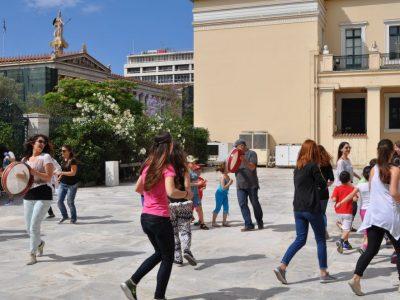 Μουσική και κίνηση με μικρά παιδιά