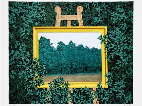 rené-magritte-la-cascade-the-waterfall