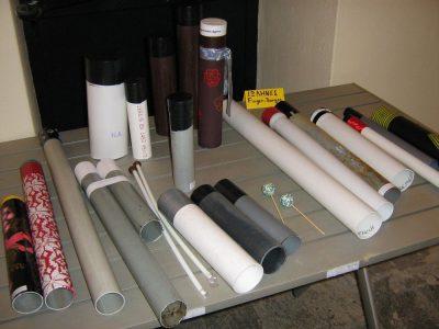 Boom pipes και τύμπανα (μπόγκος)